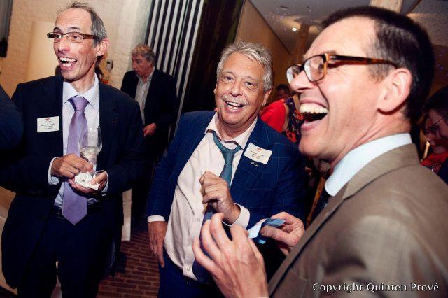 Unizo West-Vlaanderen reikt prijzen uit voor beste ondernemersverenigingen - The Charming Thief